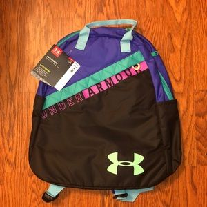 NWT Under Armour Backpack